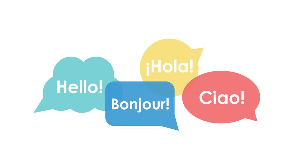 crystal cloud multiple languages
