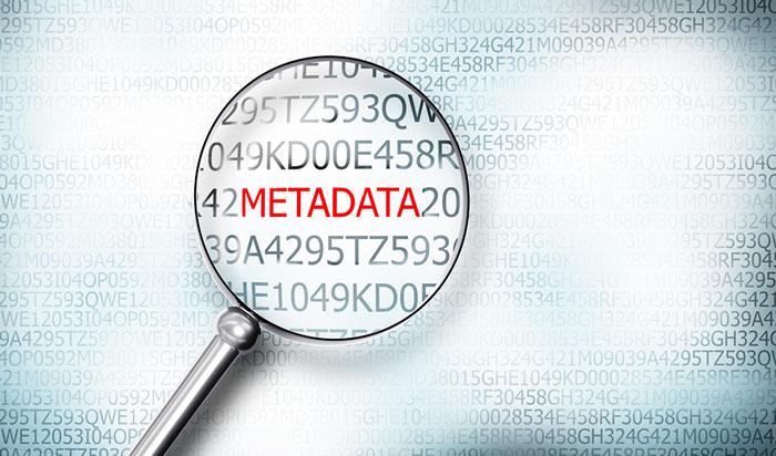 search metadata